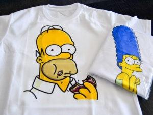 печать на футболках в Москве, футболка по фото