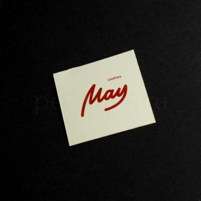 Квадратные визитки заказать Москва, Чистые пруды