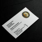 визитки лен