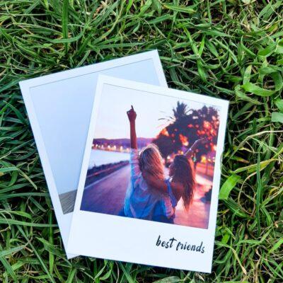 фото напечатать polaroid