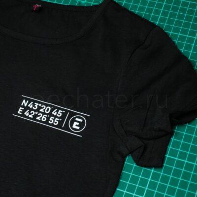 прямая печать на футболках москва