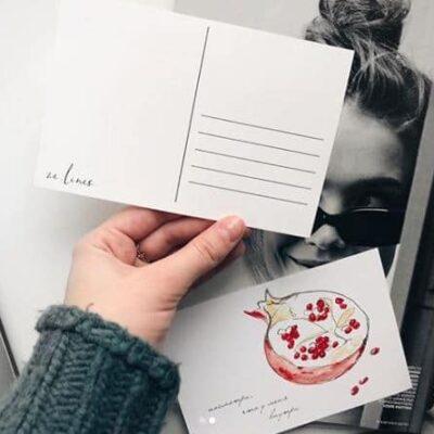 открытки заказать