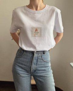 Печать на футболке москва