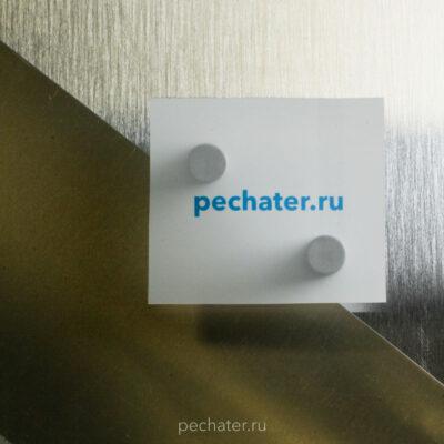 Цветная печать на тишью в Москве