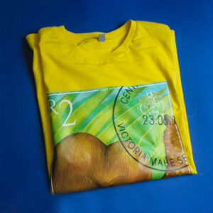 Печать на футболке на заказ